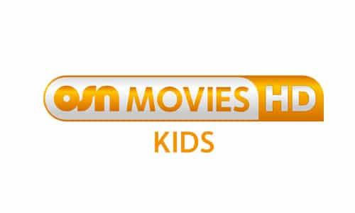 تردد قناة أو إس إن موفيز OSN Movies Kids على النايل سات
