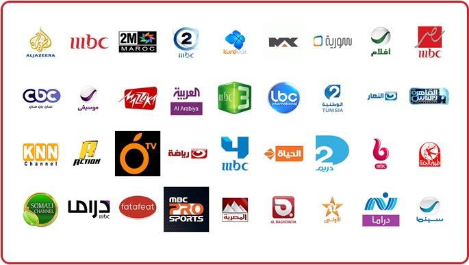 تردد قنوات مسلسلات رمضان على النايل سات 2019