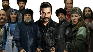 تردد القنوات التى تعرض مسلسل قيامة عثمان 2020